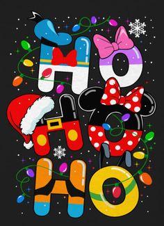 Cute Christmas Wallpaper, Disney Phone Wallpaper, Holiday Wallpaper, Winter Wallpaper, Cellphone Wallpaper, Iphone Wallpaper, Mickey Mouse Christmas, Disney Christmas, Christmas Art