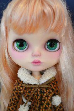 FLASH SALE Margot- Custom Blythe Doll