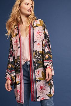Shop the Bordered Floral Kimono and more Anthropologie at Anthropologie today. Read customer reviews, discover product details and more.