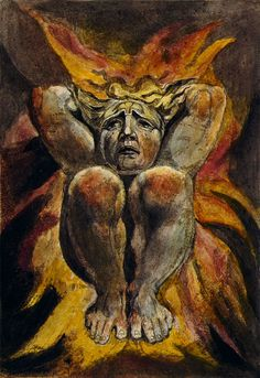 William Blake |  | The First Book of Urizen | 1794 | The Morgan Library & Museum
