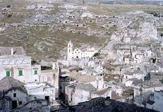 Matera and its Fascinating Cave Dwellings