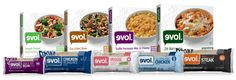 EVOL Foods @ahayeslsu have you tried the truffle Parmesan Mac and cheese??