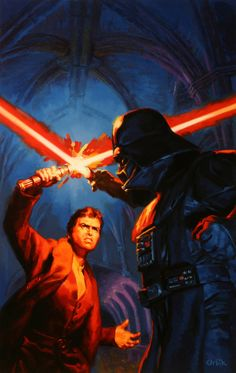 Darth Vader by Glen Orbik