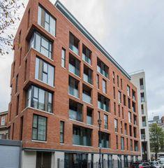 contemporary brick apartment - Google Search