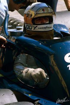 Jody Scheckter: 1976 Holland Tyrrell P34