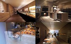 Princi in Milan, Italy - One of my favorite designer bakeries.