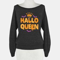 Hallo Queen | T-Shirts, Tank Tops, Sweatshirts and Hoodies | HUMAN