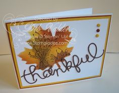 A Twist to Reverse Masking with Deb Valder by djlab - Cards and Paper Crafts at Splitcoaststampers