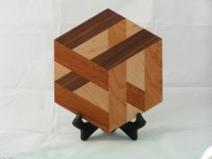 Mobius Cutting Board - by SPalm @ LumberJocks.com ~ woodworking community