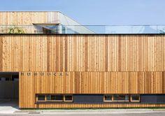 Galeria de Creche Infantil TAKENO / Tadashi Suga Architects - 6