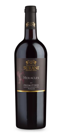 Masseria Surani Heracles Primitivo Puglia IGT #wine #Tommasiwine #MasseriaSurani www.tommasi.com