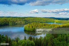 The valley of Lake Vanajavesi is one of Finland´s 27 national... #hameenlinna: The valley of Lake Vanajavesi is one of… #hameenlinna