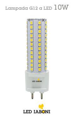 Lampada G12 a LED 10W - Warm White