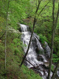 Isaqueena Falls, Upcountry SC