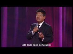 George López BRAD PITT Y BARACK OBAMA SON LATINOS (Subtitulado)