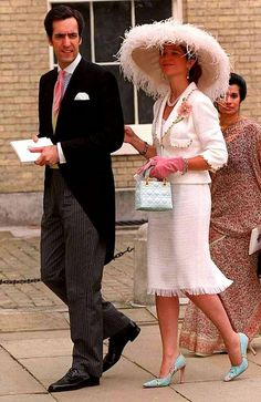 Royalty & Pomp: Infanta Elena of Spain Duchess of Lugo