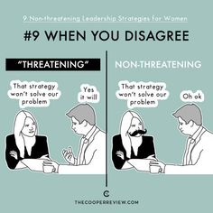 How To Be A Non-Threatening Woman | Fast Company | Business + Innovation