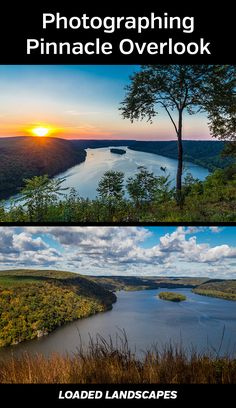 Photographing Pinnacle Overlook in Pennsylvania #landscapephotography