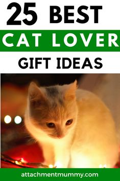 25 of the Best Gifts for Cat Lovers Christmas Planning, Christmas Gift Guide, Christmas Gifts For Her, Christmas Fun, Holiday Fun, Christmas Shopping, Christmas Decorations, Cat Lover Gifts, Cat Gifts