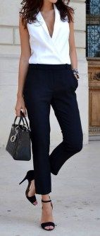 Fabulous Street Style Spring Outfits Ideas 02