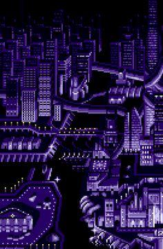 pixel art animated GIF