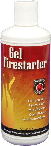 MEECOS RED DEVIL 416 Gel Firestarter ** Click image to review more details.
