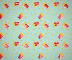 Pattern design part 2 by Magda Bielecka, via Behance