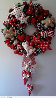 Stroik świąteczny, zawsze przytulnie w Twoim domu