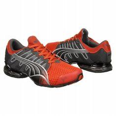 Puma Voltaic 3 Shoes (Cherry Tomato/Dk Sha) - Men's Shoes,$75.00