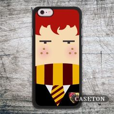 Ron Weasley Harry Potter Case For iPhone 7 6 6s Plus 5 5s SE 5c 4 4s and For iPod 5 Lovely Funny Protective Cover //Price: $US $2.99 & FREE Shipping //     #apple