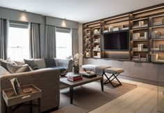 The LuxPad   Roselind Wilson Design beautifully transformed the interior architecture of this Eaton Muse North home in Belgravia. Discover how they carried out the project...