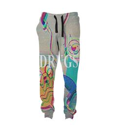 Drugs Joggers