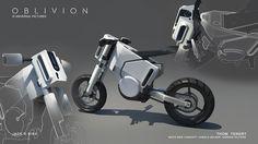 Thom Tenery   OBLIVION Concept Art