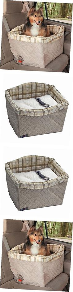 Car Seats and Barriers 46454: Lookout Dog Car Seat Puppy Pet Booster Large Basket Auto Travel Tagalong Carrier -> BUY IT NOW ONLY: $66.81 on eBay!