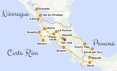Rundreise: Backpacking in Costa Rica, Nicaragua, Panama Ometepe, Quepos, Granada Nicaragua, Cost Rica, Backpacking South America, Road Trip, Costa Rica Travel, Ocean Photography, Photography Tips