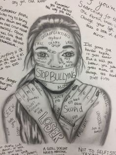 Sad Drawings, Girl Drawing Sketches, Dark Art Drawings, Art Drawings Sketches Simple, Pencil Art Drawings, Drawing Eyes, Deep Drawing, Sad Sketches, Drawing Hair