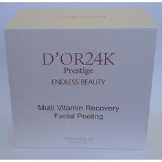 D'OR24K Multi-Vitamin Recovery Facial Peeling D'OR 24K