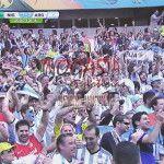 Brasil 2014: Tinogasta dijo PRESENTE en el partido que Argentina le ganó a Nigeria