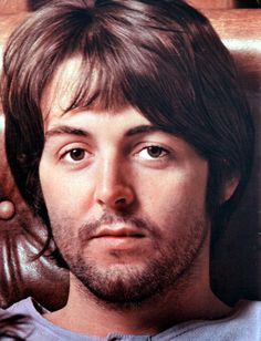 Paul McCartney...some of his pictures remind me of my brother, David who passed away 04/03/2000 at the age of 37.  Someday...I will see him again.