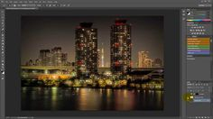 How to create a simple vignette in photoshop