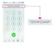 隠しコマンドとはiPhoneの電話番号記入画面で 隠された記号と数字を記入して「発信」ボタンを押す事で あらゆ…