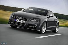 """Audi TTS """"Competition"""" limited edition...fitted with a range of extra toys.  #coolcars"""