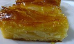 See related links to what you are looking for. Greek Sweets, Greek Desserts, Greek Recipes, Cypriot Food, Lasagna, Food To Make, Macaroni And Cheese, Dairy Free, Sweet Tooth