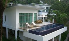 20 Million Thb, buys you this 3 bedroom Pool Villa, close to beaches and ocean view.