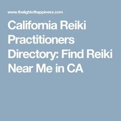 Colorado Reiki Practitioners Directory: Find Reiki Near Me