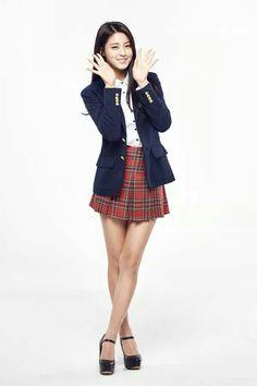 Seolhyun uniform