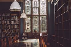 """I have always imagined that Paradise will be some kind of library"" – Jorge Luis Borges"