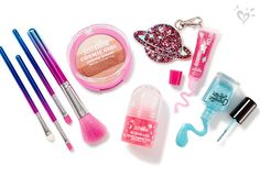 Shine as bright as the stars with our sparkly beauty basics!