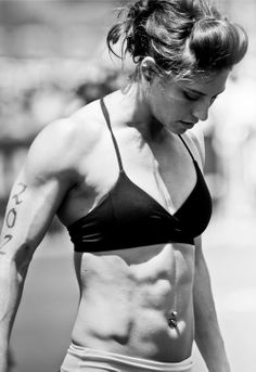 Girls who do crossfit.  I'm certainly not even close to being ready to be on this website, but I'm working on it... :)