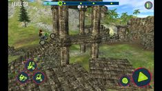 Bike Stunt Tricks Master 3D Racing Android Gameply #4 Motorbike Game, 3d Racing, Stunts, Arch, Channel, Android, Outdoor Structures, Garden, Longbow